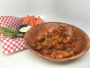 Best Buffalo Hot Wings in Destin FL at Landsharks Pizza Co