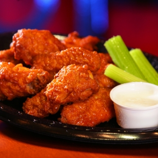 Wednesday Wing-ding 59 Cent Wings All Day Long At Landshark's Pizza Company