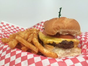 Destin FL Best Burger Landsharks Grilled Burger