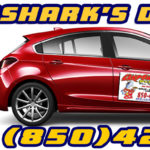 Destin Florida Pizza Hot Wings Delivery by Landshark's