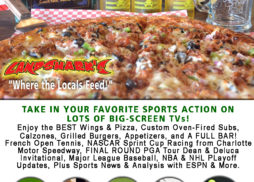 Best Sport TV Big Screens in Destin FL at Landsharks Pizza Co