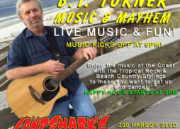 Destin FL Live Music at Landsharks Pizza Co