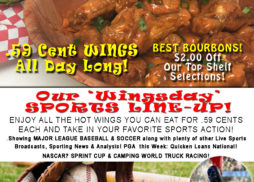 Best Wings Destin Florida Landsharks Pizza Co