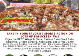 Landsharks Pizza Sports TV Destin FL Cocktails Dining