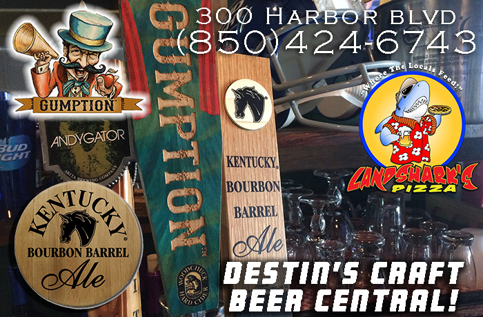 destin-fl-craft-beer-experts-landsharks-pizza-hard-cider-draft-brew