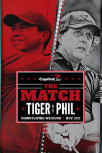 Tiger vs Phil golf match payperview DirecTV Event